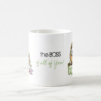 Hoot for Big Sister Coffee Mug