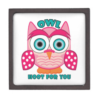 Hoot For You Premium Gift Boxes