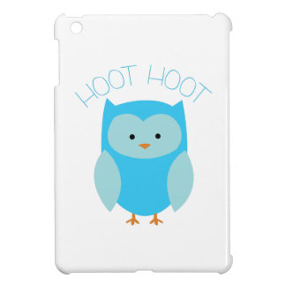 Hoot Hoot iPad Mini Cover