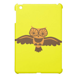 HOOT HOOT owl bird cute! Cover For The iPad Mini