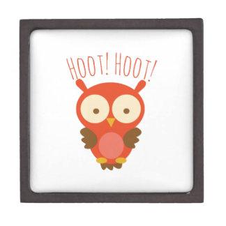 Hoot Hoot Premium Trinket Box