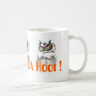 Hoot Owl Coffee Mug