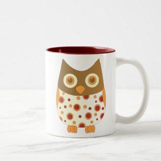 Hoot Owl Coffee Mugs