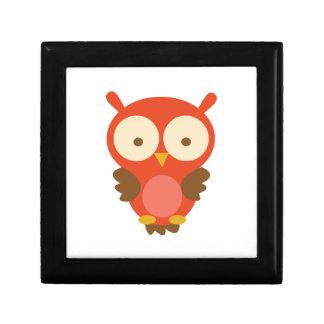 Hoot Owl Trinket Boxes