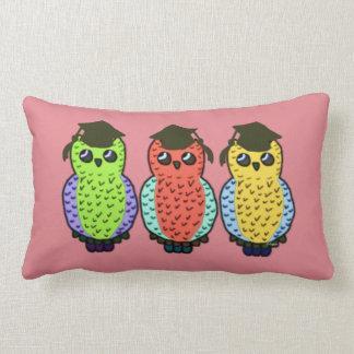 Hoot Owl Grads Pillow