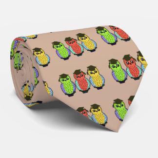 Hoot Owl Grads Tie