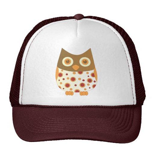 Hoot Owl Mesh Hats