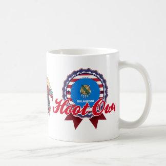 Hoot Owl, OK Classic White Coffee Mug