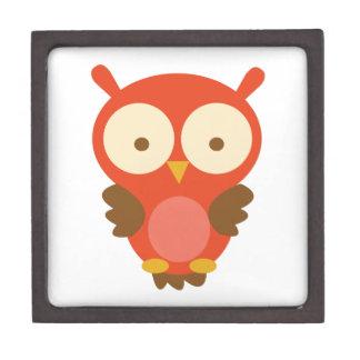 Hoot Owl Premium Keepsake Box