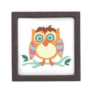 Hoot Owl Premium Trinket Box