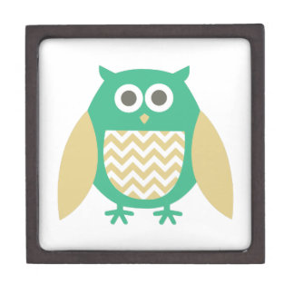 Hoot Owl Premium Trinket Boxes