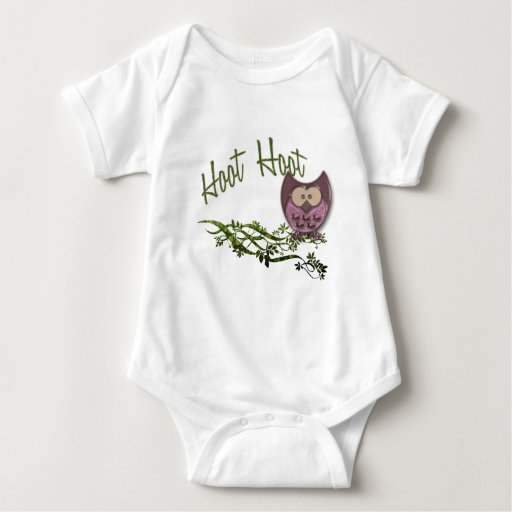 Hoot Owl Tee Shirt