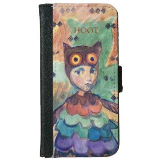 Hoot Owl Wallet Case