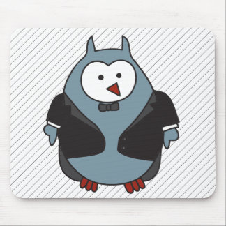Hoot Suit Mouse Pad
