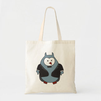 Hoot Suit Tote Bag
