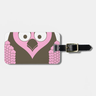 Hoot Tag For Luggage