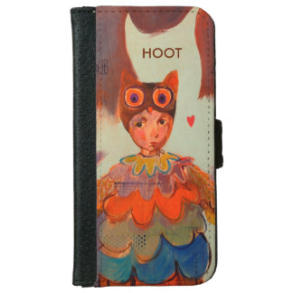 Hoot, wallet case designed by Kelly Primitives