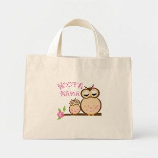Hoota Mama Mini Tote Bag