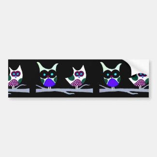Hooter Lover Bumper Sticker
