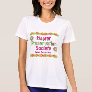 Hooter Preservation Society Wicking T-Shirt