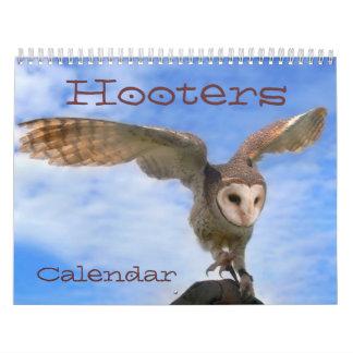 Hooters 2012 Calendar