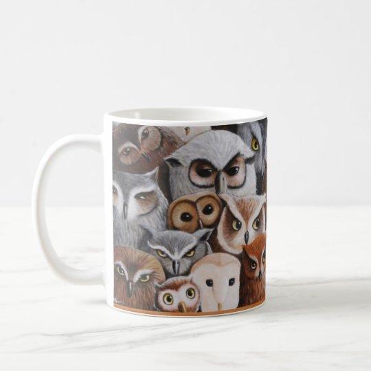 Hooters coffea mug