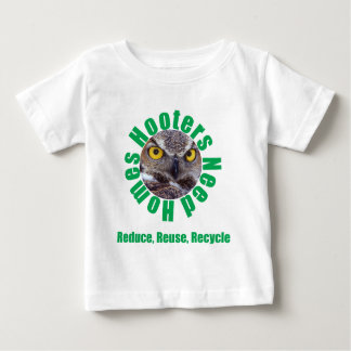 Hooters Need Homes Baby T-Shirt