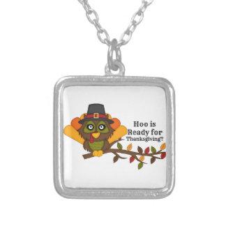 HooThanksgivingBL Custom Jewelry