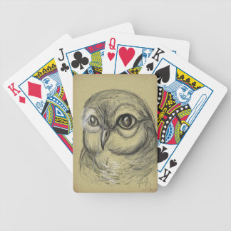 Hooting Intellect Bicycle Playing Cards
