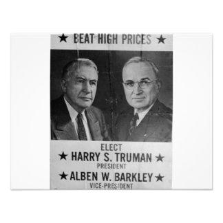 Hoover 1944 - Barkley Anuncios Personalizados