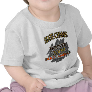 Hoover Buccaneers 2009 Alabama State Champs! Tees