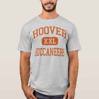 Hoover - Buccaneers - High School - Hoover Alabama T-Shirt