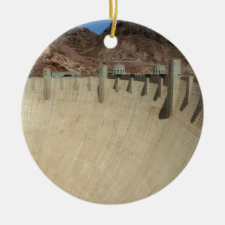 Hoover Dam 2 Ceramic Ornament