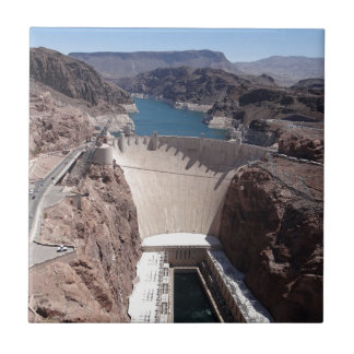 Hoover Dam 3 Ceramic Tile