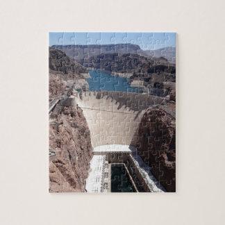Hoover Dam 3 Jigsaw Puzzle