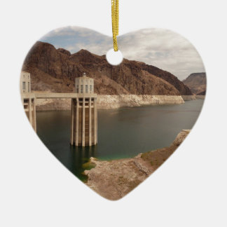 Hoover Dam 4 Ceramic Ornament