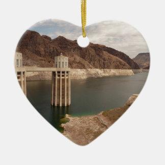 Hoover Dam 4 Ceramic Ornament