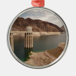 Hoover Dam 4 Metal Ornament