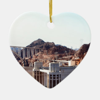 Hoover Dam 5 Ceramic Ornament