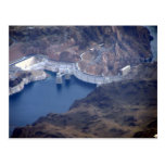 Hoover Dam Aerial Picture Postcards