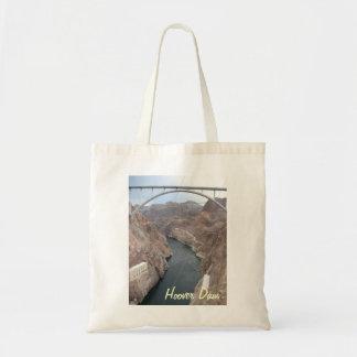 Hoover Dam Canvas Bag