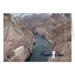 Hoover Dam Bridge Card