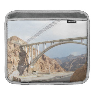 Hoover Dam Bridge MacBook Sleeves