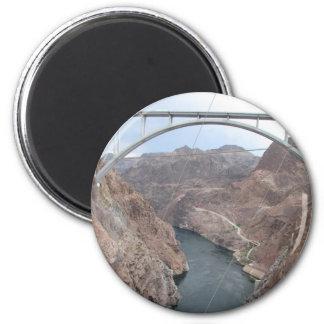 Hoover Dam Bridge Magnet