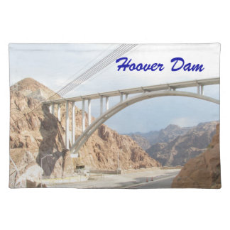 Hoover Dam Bridge Placemats