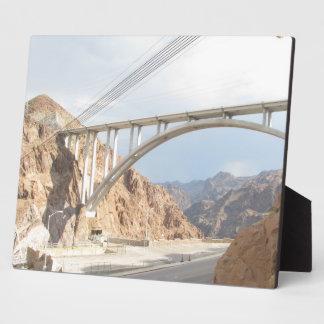 Hoover Dam Bridge Plaques