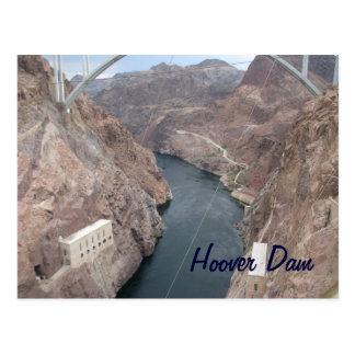 Hoover Dam Bridge Postcards
