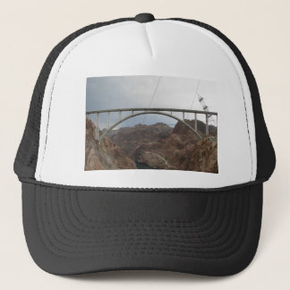 Hoover Dam Bridge Trucker Hat