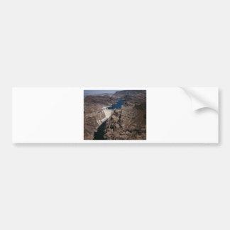 Hoover Dam Bumper Sticker