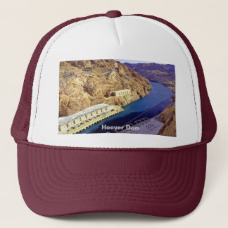 Hoover Dam in Arizona Trucker Hat